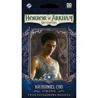 Horror w Arkham LCG: Nathaniel Cho – Talia początkowa badacza Przedsprzedaż Galakta