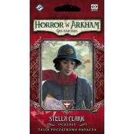 Horror w Arkham LCG: Stella Clark  Talia początkowa badacza