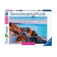 Puzzle 1000 el. Śródziemnomorska Grecja