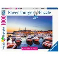 Puzzle 1000 el. Śródziemnomorska Chorwacja