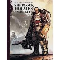 Sherlock Holmes Society - 4 - Skażenie Komiksy kryminalne Egmont