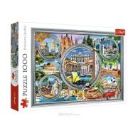 Puzzle 1000 el. Włoskie wakacje