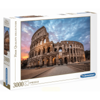 Puzzle 3000 el. Coliseum Sunrise High Quality Collection Clementoni