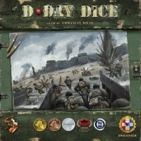 D-Day Dice (Second edition) Wojenne Word Forge Games