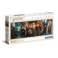 Puzzle 1000 el. Panorama Harry Potter Panorama Clementoni