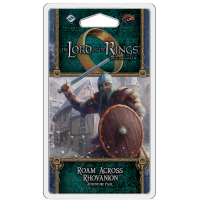 The Lord of the Rings: Roam Across Rhovanion Ered Mithrin Fantasy Flight Games