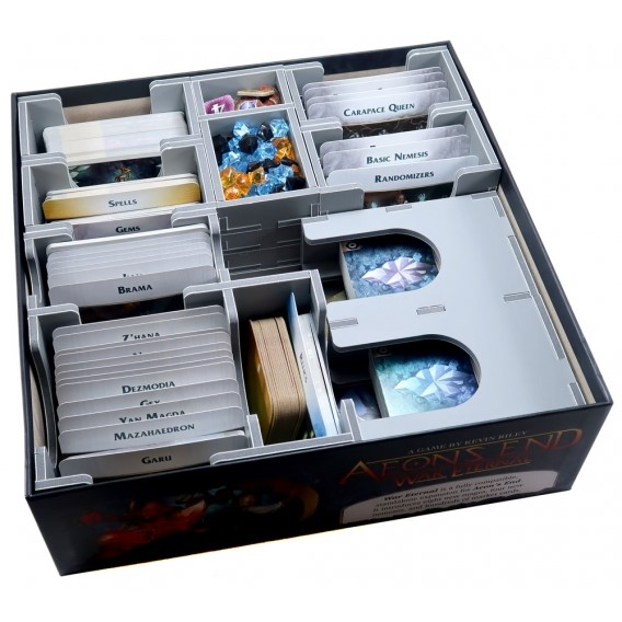 Folded Space: organizer do gry Aeon's End lub Aeon's End: War Eternal Inserty - Folded Space Folded Space