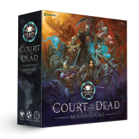 Court of the Dead: Mourners Call Strategiczne USAopoly