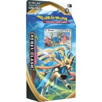Pokemon TCG: Sword & Shield - Rebel Clash talia Zacian