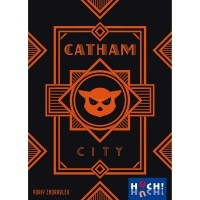 Catham City Karciane HUCH! & friends