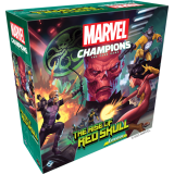 Marvel Champions: The Card Game - The Rise of Red Skull Campaign Expansions Fantasy Flight Games