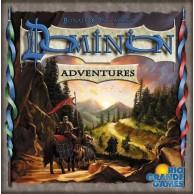 Dominion - Adventures (edycja angielska) Dominion Rio Grande Games