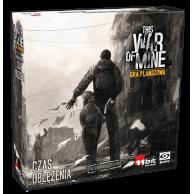 This War of Mine: Gra planszowa - Czas oblężenia