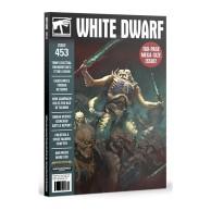 White Dwarf 453 (April 2020) Czasopisma o grach Games Workshop