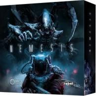 Nemesis - Gra Planszowa Przedsprzedaż Rebel