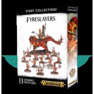 Warhammer Age of Sigmar: Start Collecting! Fyreslayers Fyreslayers Games Workshop