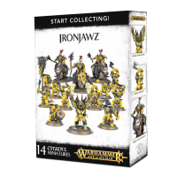 Age of Sigmar: Start Collecting! Ironjawz Ironjawz Games Workshop