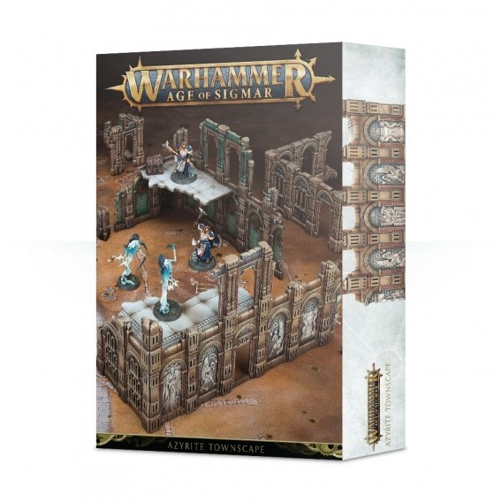 Age of Sigmar: Azyrite Townscape Scenerie Games Workshop