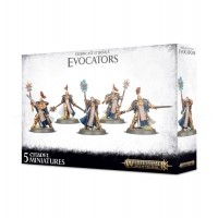 Age of Sigmar: Evocators Stormcast Eternals Games Workshop