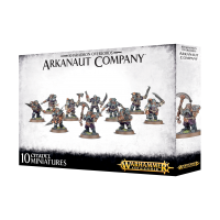 Age of Sigmar: Arkanaut Company Kharadron Overlords Games Workshop