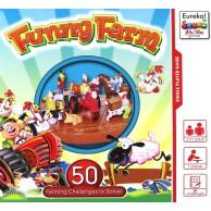 Ah!Ha - Wesoła farma / Funny Farm - gra logiczna