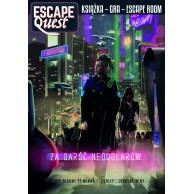 Escape Quest. Za garść neodolarów. Książka z łamigłówkami