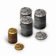 Pax Viking matel coins