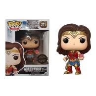 Figurka Funko POP: Wonder Woman w/ Mother Box (Exclusive) - 211