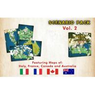 Small Railroad Empires: Scenario Pack vol. 2
