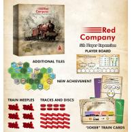 Small Railroad Empires: Red Company Przedsprzedaż Archona Games