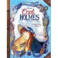 Śledztwa Enoli Holmes - 2 - Sprawa lady Alistair Komiksy kryminalne Egmont