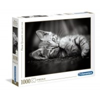 Puzzle 1000 el. Kitty