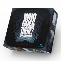 """WHO GOES THERE? - 2nd EDITION - Deluxe Edition \\""""Outpost\\"""" Box Art Przedsprzedaż Certifiable Studios"""