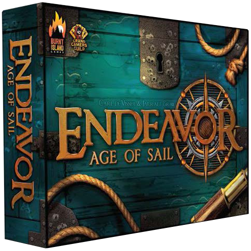 Endeavor Age of Sail + Age of Expansion