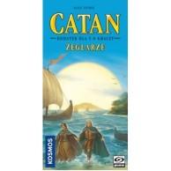 Catan: Żeglarze - Dodatek dla 5-6 graczy Osadnicy z Catanu Galakta