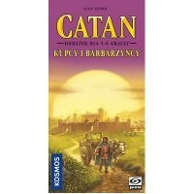 Catan: Kupcy i Barbarzyńcy - Dodatek dla 5-6 graczy Osadnicy z Catanu Galakta