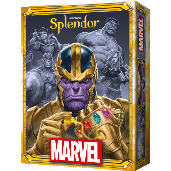Splendor Marvel Rodzinne Rebel