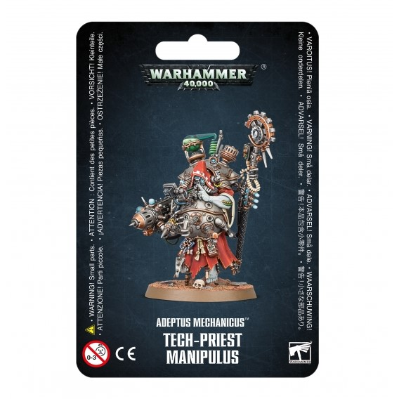 ADEPTUS MECHANICUS TECH- PRIEST MANIPULUS Adeptus Mechanicus Games Workshop