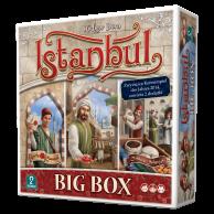 Istanbul(Istambuł): Big Box Strategiczne 2 Pionki