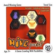 Rój Kieszonkowy (Hive Pocket) z dodatkami Komar i Biedronka Logiczne G3