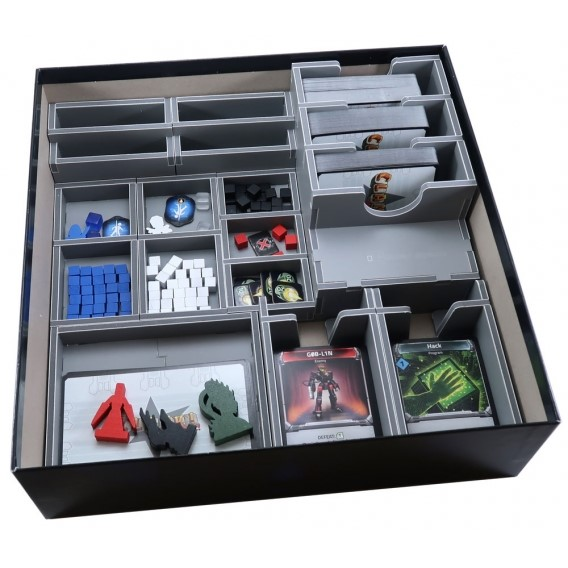 Folded Space: organizer do gry Brzdęk w Kosmosie Inserty - Folded Space Folded Space