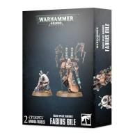 Warhammer 40000: Fabius Bile Chaos Space Marines Games Workshop