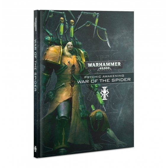 PSYCHIC AWAKENING: WAR OF THE SPIDER Chaos Space Marines Games Workshop