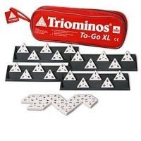 Triominos To-Go XL Rodzinne Goliath