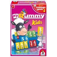 Rummy Kids (wersja dla dzieci) Rodzinne Schmidt Spiele
