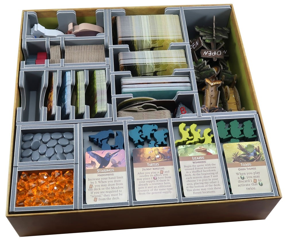 Folded Space: organizer do gry Everdell