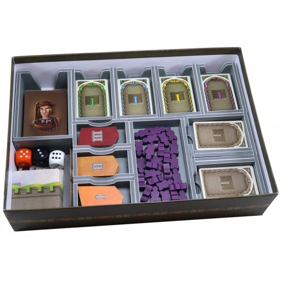Folded Space: organizer do gry Lorenzo il Magnifico Inserty - Folded Space Folded Space