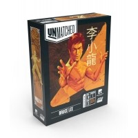 Unmatched: Bruce Lee Hero Pack