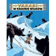 Yakari - 8 - W krainie wilków Komiksy pełne humoru Egmont