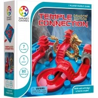 Smart Games - Temple Connection Dragon Ed. Seria Smart Games Smart Games